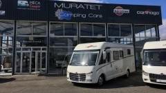 Neuf Carthago C-Tourer I 144 Qb vendu par MURATET CAMPING CARS 31