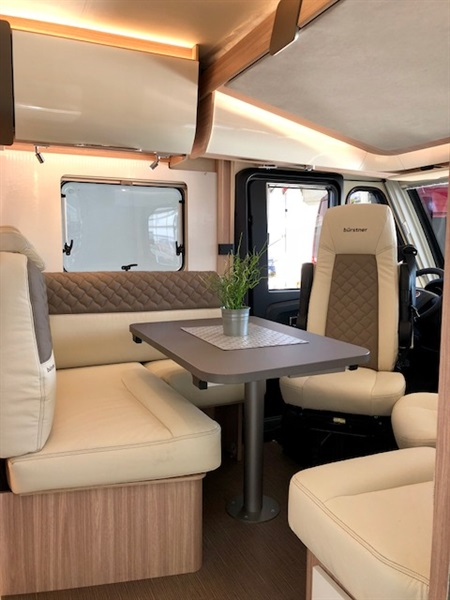 burstner ixeo it 700 neuf de 2018 fiat camping car en vente muret haute garonne 31. Black Bedroom Furniture Sets. Home Design Ideas