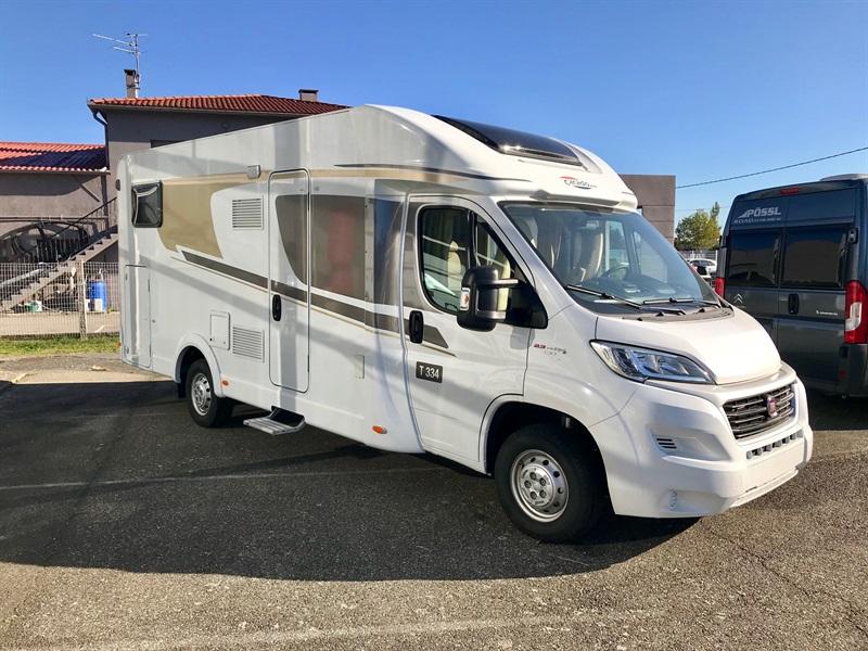 carado t 334 neuf de 2017 fiat camping car en vente muret haute garonne 31. Black Bedroom Furniture Sets. Home Design Ideas