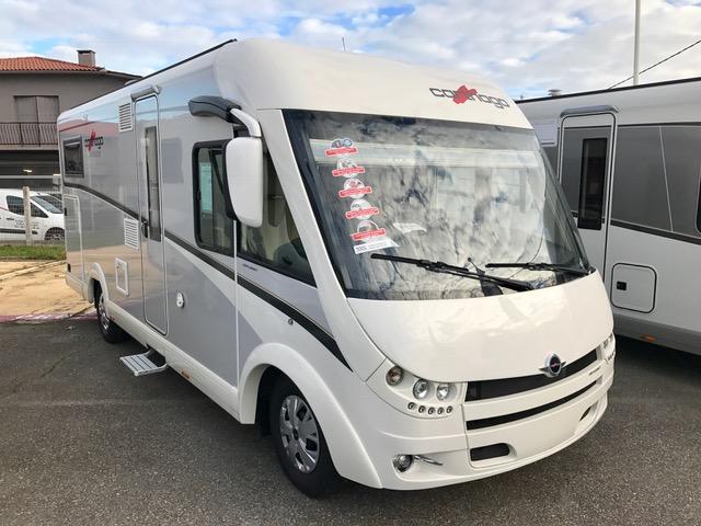 carthago c tourer i 144 neuf de 2017 fiat camping car en vente muret haute garonne 31. Black Bedroom Furniture Sets. Home Design Ideas