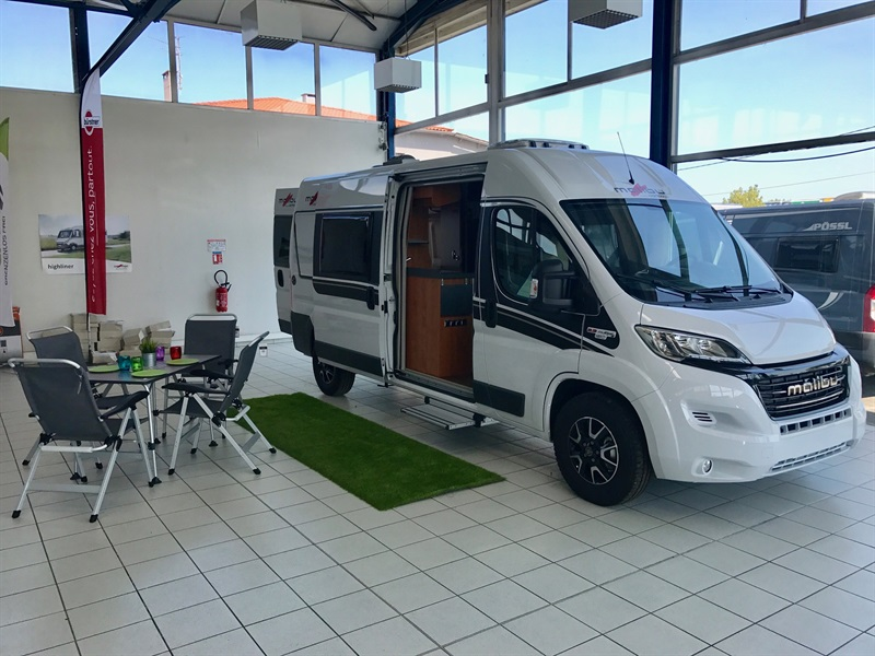 carthago malibu 600 neuf de 2017 fiat camping car en vente muret haute garonne 31. Black Bedroom Furniture Sets. Home Design Ideas