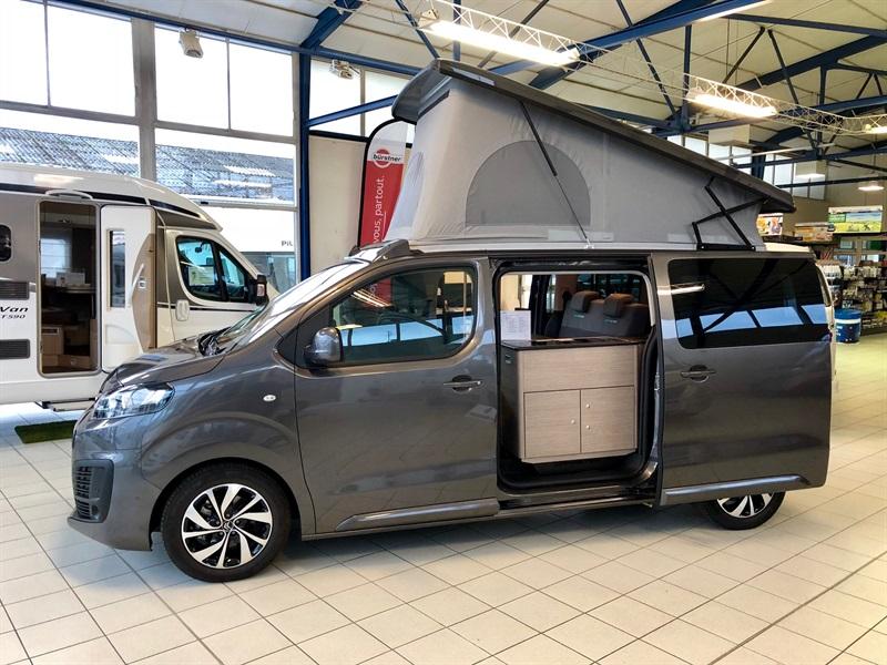 possl campster neuf de 2018 citroen camping car en vente muret haute garonne 31. Black Bedroom Furniture Sets. Home Design Ideas