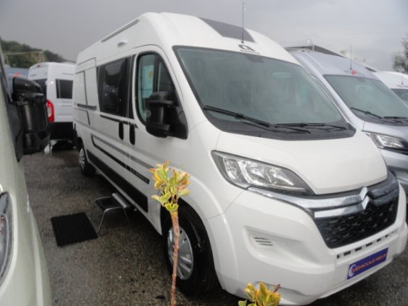Adria Twin 600 Sp Axess Family