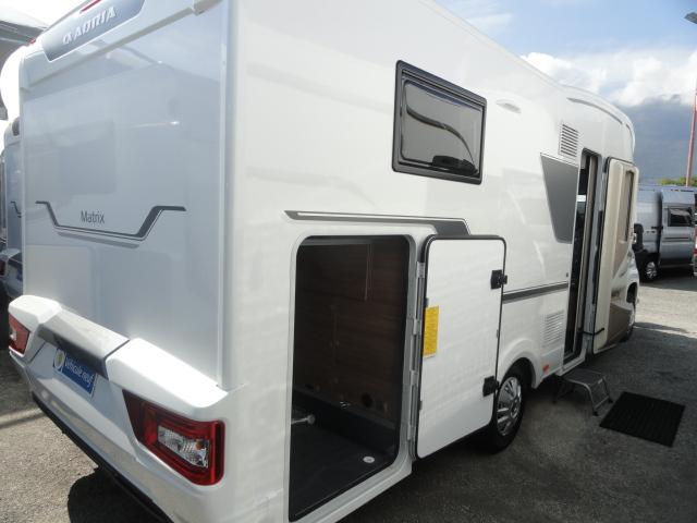 adria matrix 670 dc neuf de 2018 fiat camping car en vente voglans savoie 73. Black Bedroom Furniture Sets. Home Design Ideas