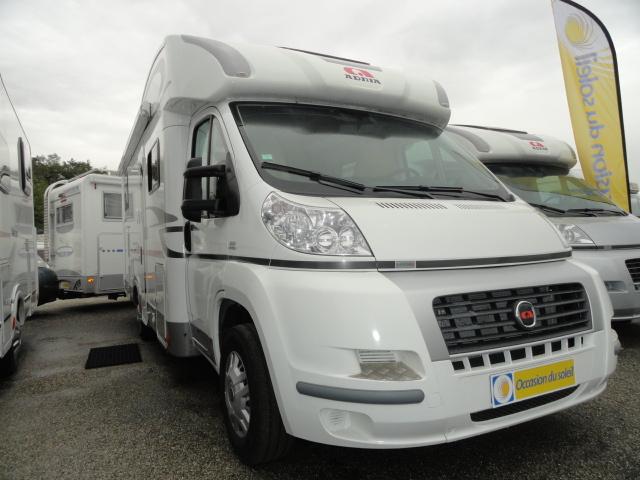 adria matrix 680 sp occasion de 2013 fiat camping car en vente voglans savoie 73. Black Bedroom Furniture Sets. Home Design Ideas