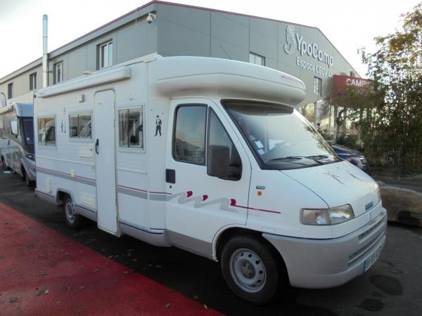 challenger 301 occasion de 1997 fiat camping car en vente treillieres loire atlantique 44. Black Bedroom Furniture Sets. Home Design Ideas