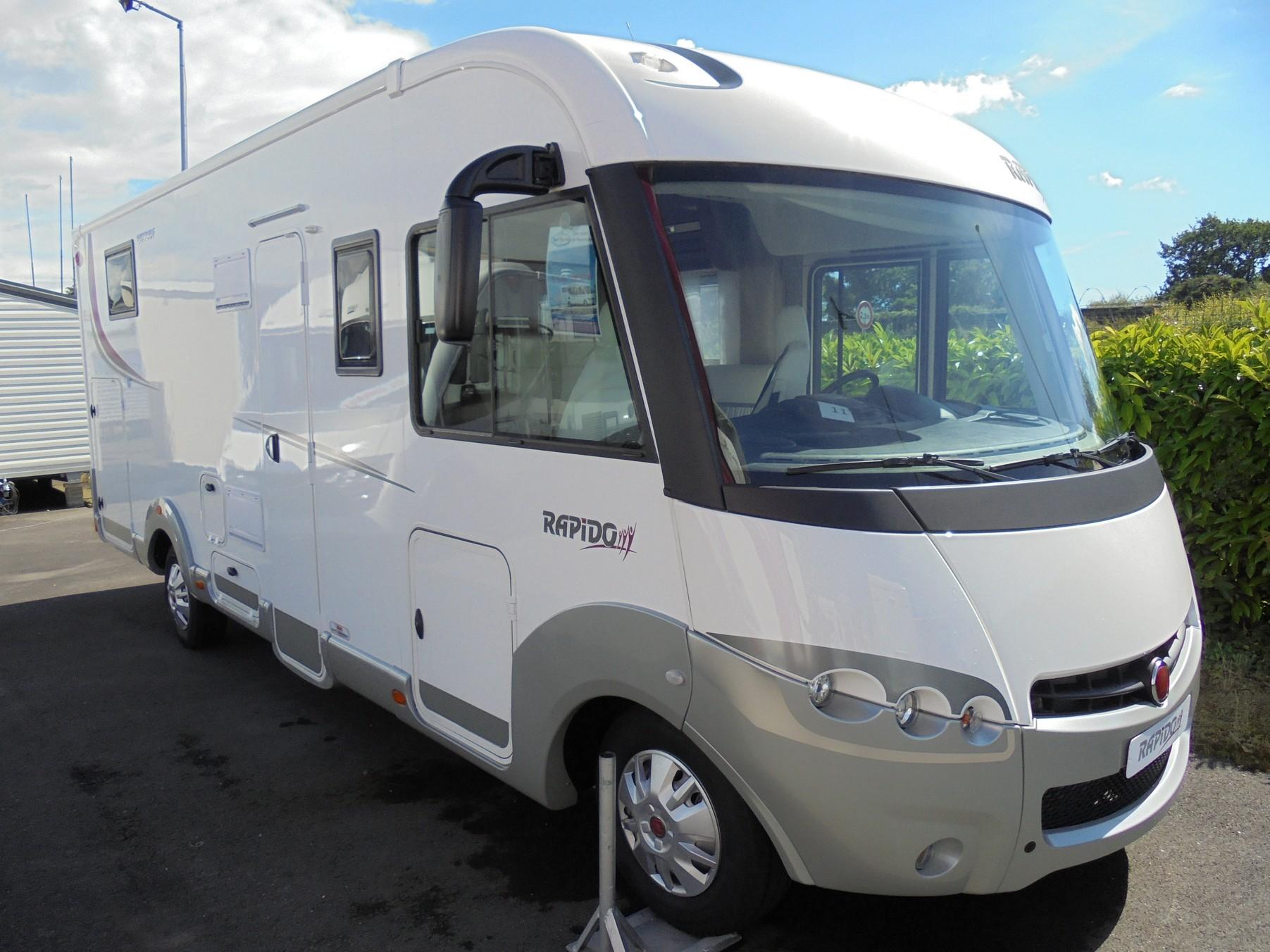 rapido 8090 df neuf fiat camping car en vente treillieres loire atlantique 44. Black Bedroom Furniture Sets. Home Design Ideas