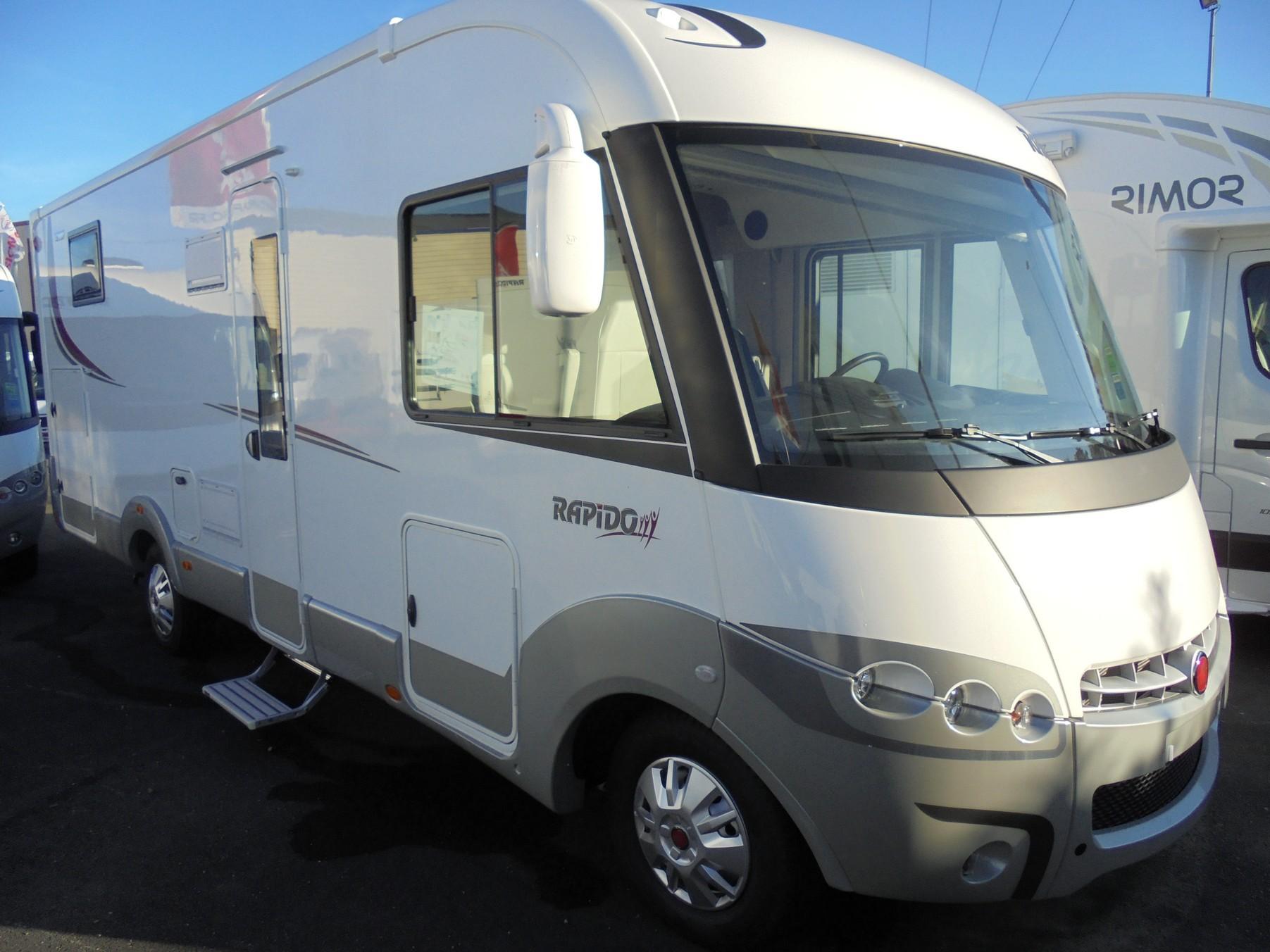 rapido 890 f neuf fiat camping car en vente treillieres loire atlantique 44. Black Bedroom Furniture Sets. Home Design Ideas