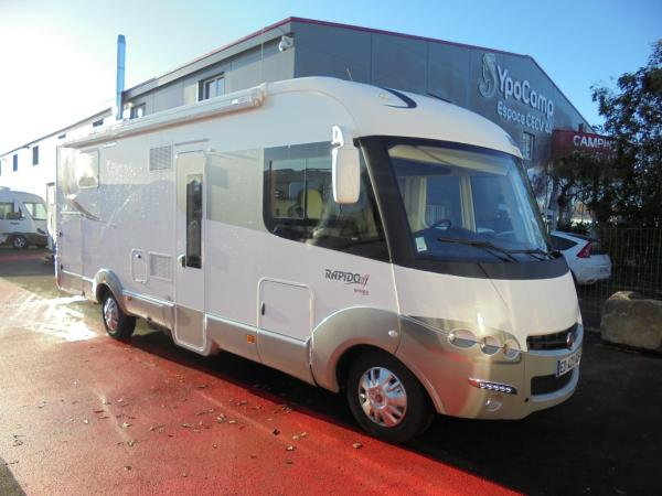 Camping Car Occasion Treillieres