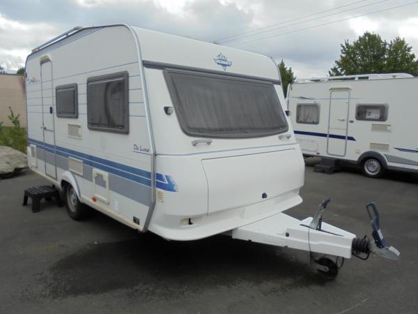 hobby 400 sf easy occasion de 2003 caravane en vente treillieres loire atlantique 44. Black Bedroom Furniture Sets. Home Design Ideas