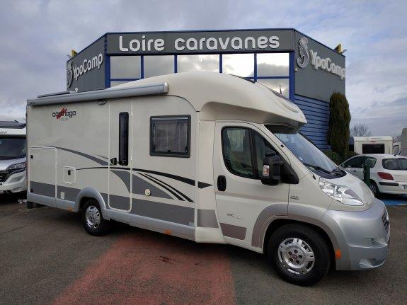Occasion Carthago Chic C-line T-plus 4.7 H vendu par YPOCAMP LOIRE CARAVANES
