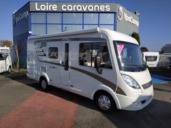 Occasion Hymer Exsis I 504 vendu par YPOCAMP LOIRE CARAVANES