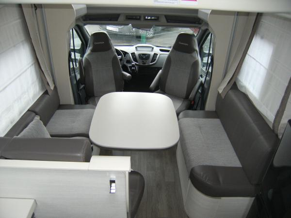 Chausson welcome 610 occasion de 2016 ford camping car for Garage auto orvault