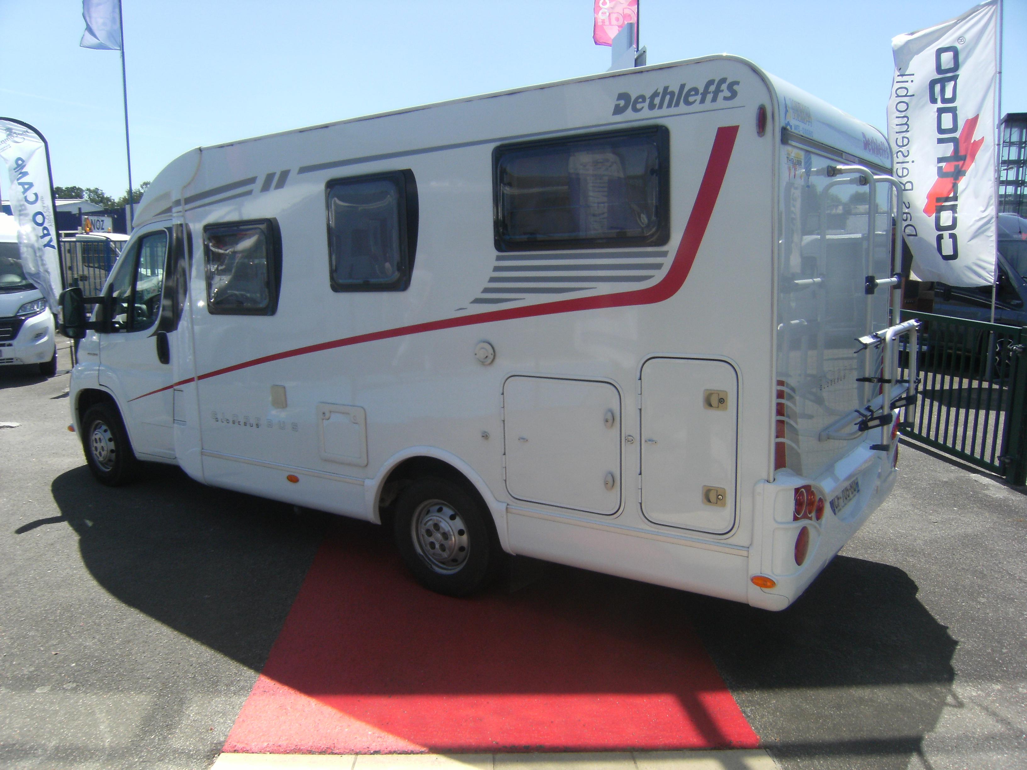 Dethleffs globebus t 15 occasion de 2012 fiat camping for Garage auto orvault