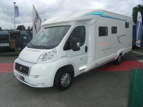 ilusion i 770 occasion porteur fiat 130cv camping car vendre en loire atlantique 44. Black Bedroom Furniture Sets. Home Design Ideas