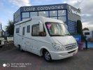 achat camping-car Le Voyageur Lvx 555