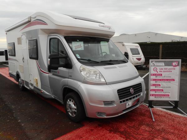 challenger genesis 36 occasion de 2011 fiat camping car en vente rochefort charente. Black Bedroom Furniture Sets. Home Design Ideas