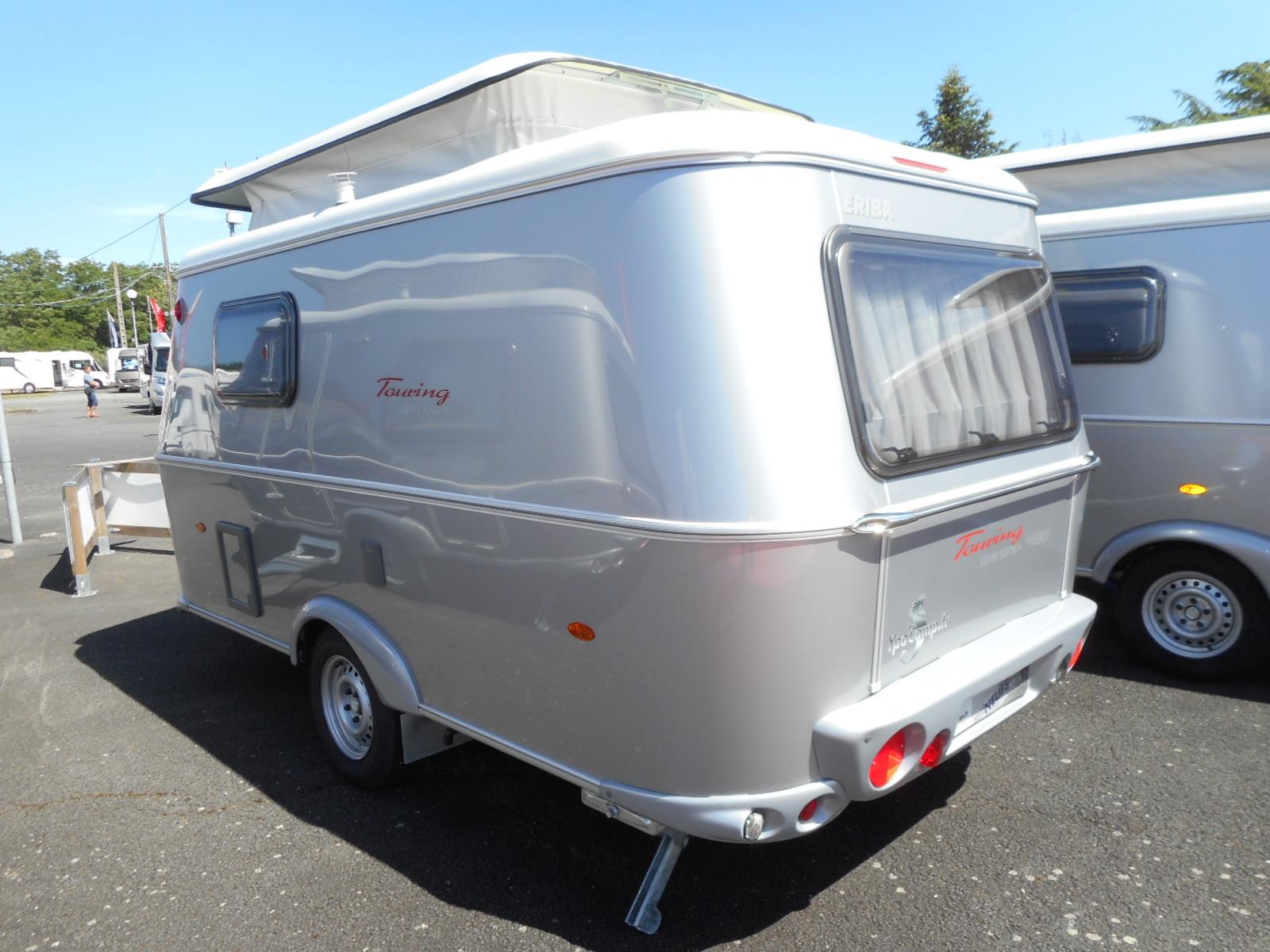 eriba triton 430 silver edition occasion caravane en vente rochefort charente maritime 17. Black Bedroom Furniture Sets. Home Design Ideas