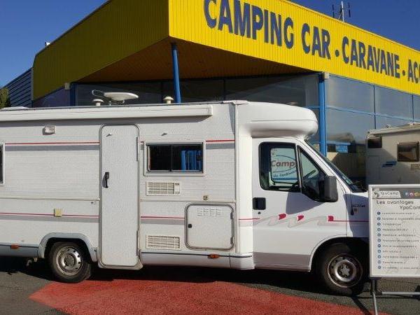 challenger 102 occasion de 1997 fiat camping car en vente venansault vendee 85. Black Bedroom Furniture Sets. Home Design Ideas