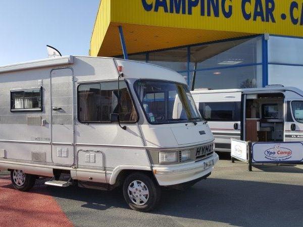Camping Car A Venansault