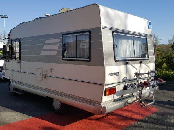 hymer b 544 occasion de 1993 autres camping car en vente venansault vendee 85. Black Bedroom Furniture Sets. Home Design Ideas