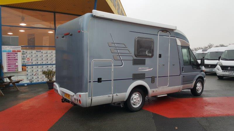 hymer van occasion de 2006 ford camping car en vente venansault vendee 85. Black Bedroom Furniture Sets. Home Design Ideas
