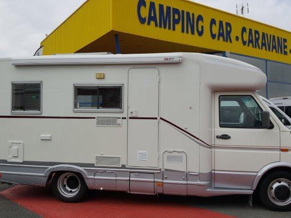 mobilvetta opera occasion de 1998 autres camping car en vente venansault vendee 85. Black Bedroom Furniture Sets. Home Design Ideas