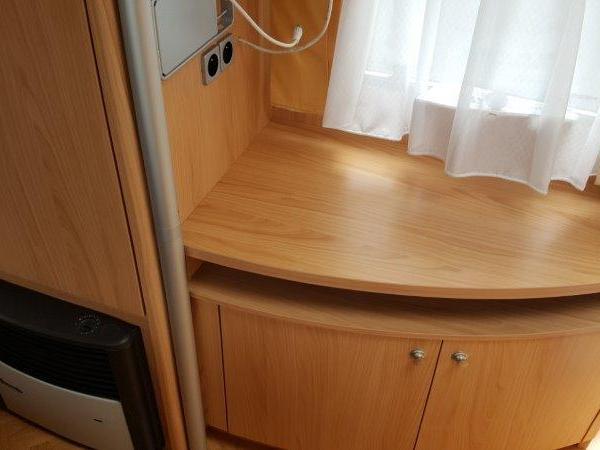 burstner belcanto 400 ts occasion de 2008 caravane en vente venansault vendee 85. Black Bedroom Furniture Sets. Home Design Ideas
