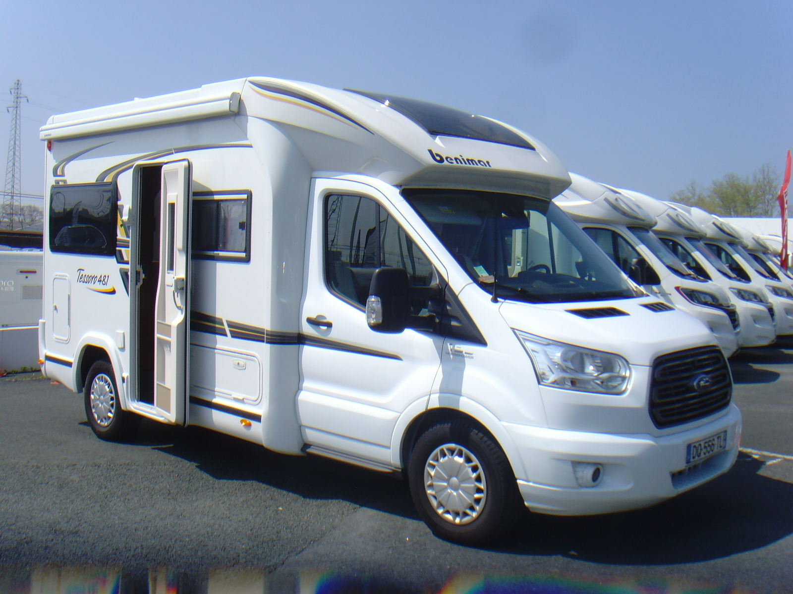 Vente Camping Car Occasion Bayonne