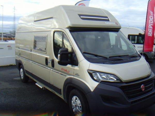 campereve family van neuf de 2016 fiat camping car en vente bayonne pyrenees atlantiques 64. Black Bedroom Furniture Sets. Home Design Ideas