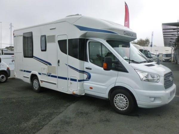 chausson flash 628 occasion de 2015 fiat camping car en vente bayonne pyrenees atlantiques. Black Bedroom Furniture Sets. Home Design Ideas