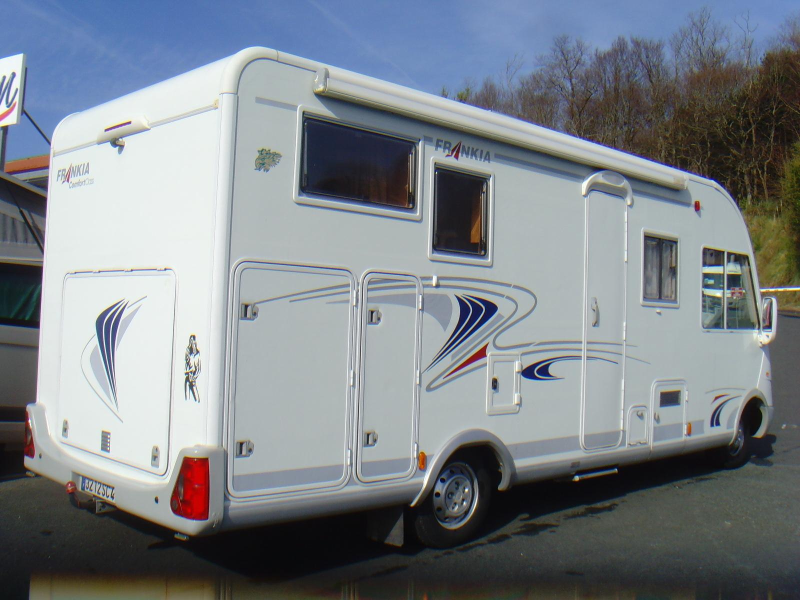 frankia i 700 bd occasion de 2002 fiat camping car en vente bayonne pyrenees atlantiques 64. Black Bedroom Furniture Sets. Home Design Ideas