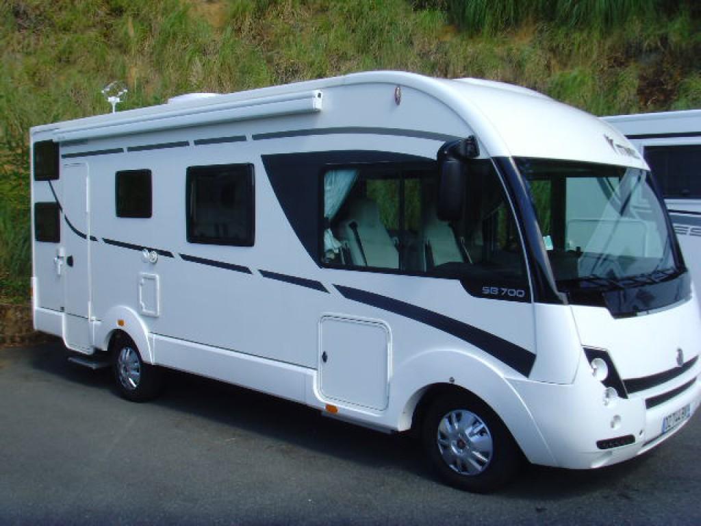 itineo sb 700 occasion fiat camping car en vente bayonne pyrenees atlantiques 64. Black Bedroom Furniture Sets. Home Design Ideas