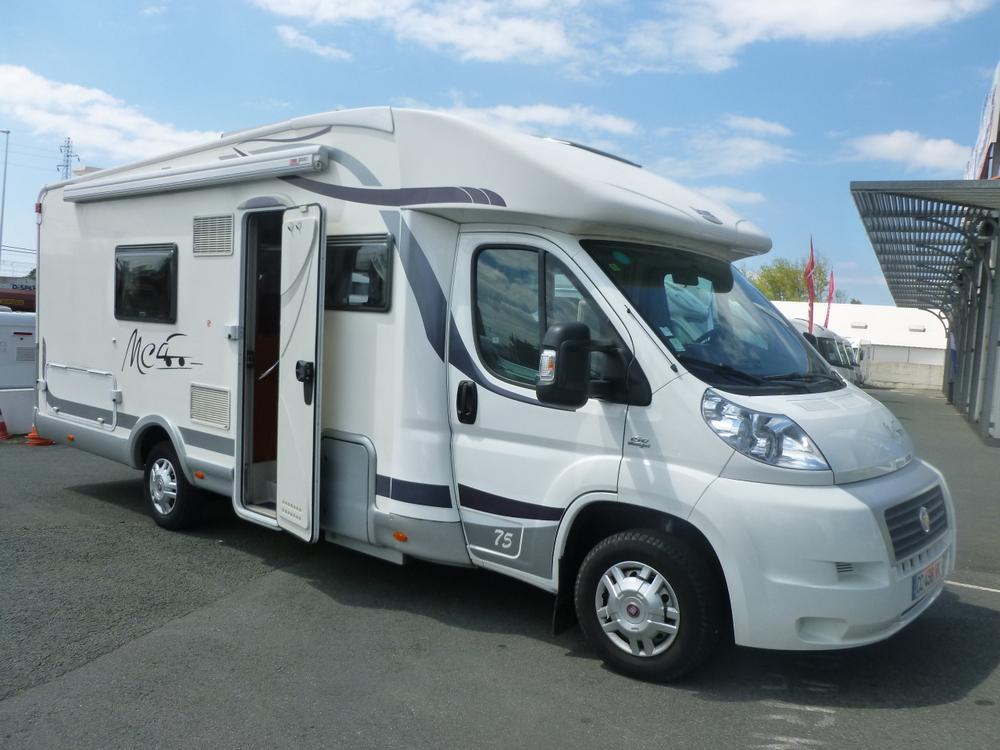 mc louis mc 4 75 occasion de 2012 fiat camping car en vente bayonne pyrenees atlantiques 64. Black Bedroom Furniture Sets. Home Design Ideas