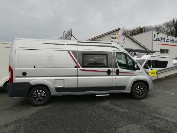 rapido v 55 neuf de 2017 fiat camping car en vente bayonne pyrenees atlantiques 64. Black Bedroom Furniture Sets. Home Design Ideas