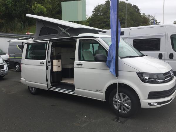 volkswagen t6 kepler westfalia neuf de 2017 vw camping car en vente bayonne pyrenees. Black Bedroom Furniture Sets. Home Design Ideas