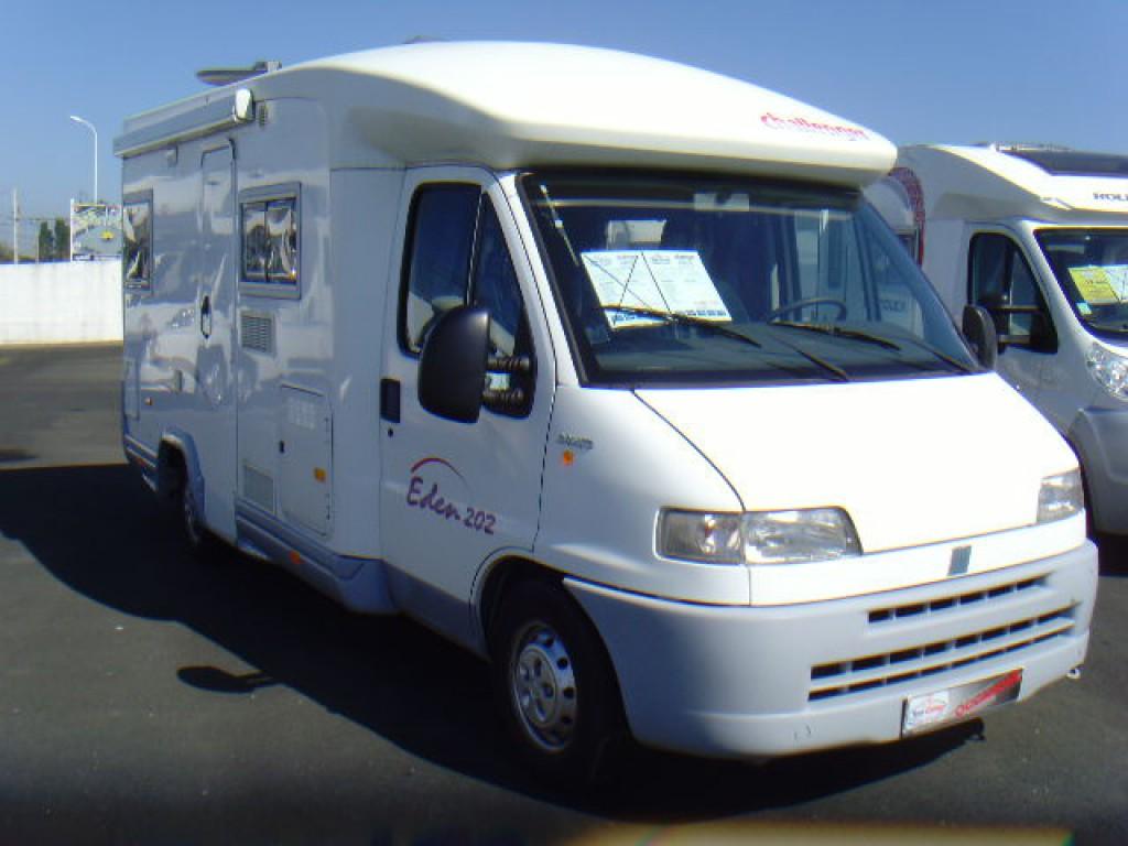 challenger eden 202 occasion porteur fiat 2 8 l id td camping car vendre en espagne 106. Black Bedroom Furniture Sets. Home Design Ideas