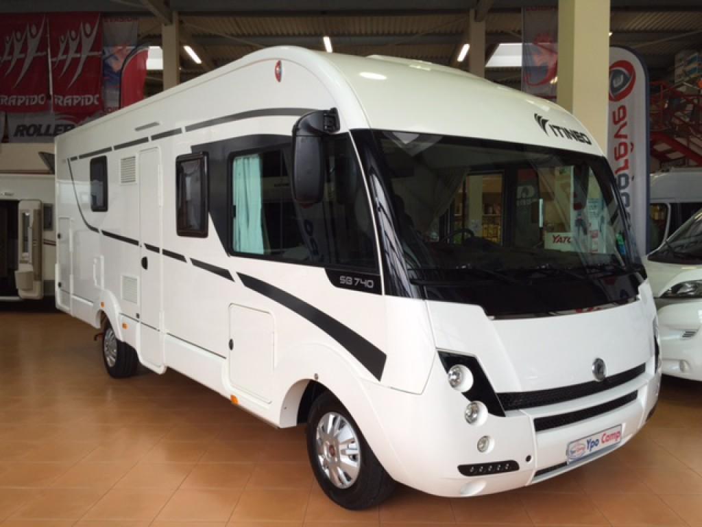 itineo sb 740 neuf fiat camping car en vente irun espagne esp. Black Bedroom Furniture Sets. Home Design Ideas