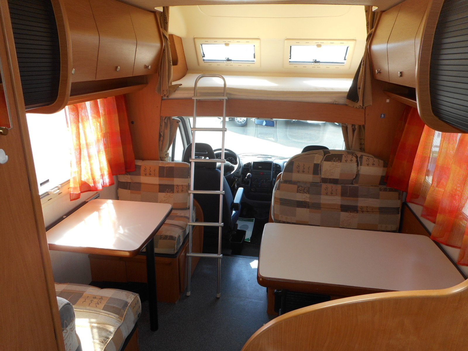 laika ecovip 2 1 occasion de 2003 fiat camping car en vente irun espagne esp. Black Bedroom Furniture Sets. Home Design Ideas