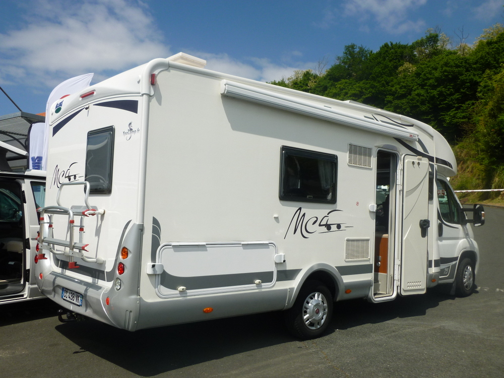 mc louis mc 4 75 occasion de 2012 fiat camping car en vente irun espagne esp. Black Bedroom Furniture Sets. Home Design Ideas