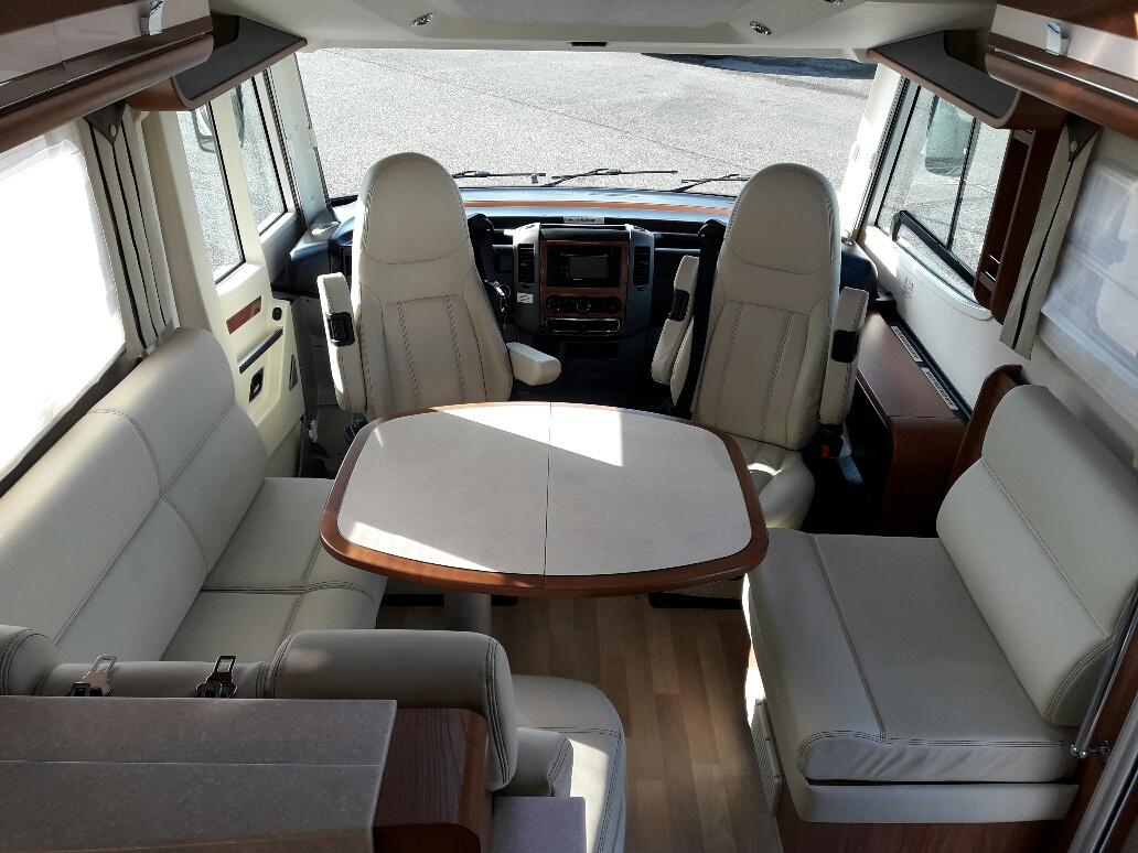 rapido 990 mhv occasion de 2012 mercedes camping car en vente irun espagne esp. Black Bedroom Furniture Sets. Home Design Ideas