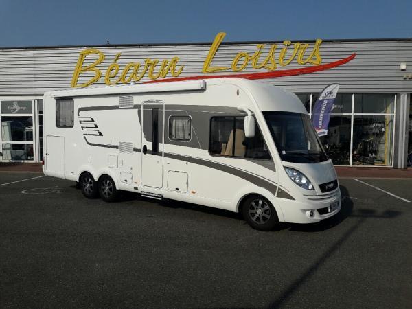 Recherche Camping Car Hymer Occasion B  Sl