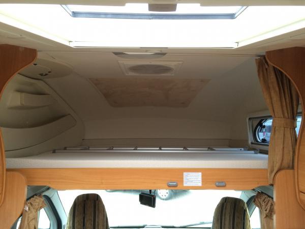 challenger mageo 292 occasion de 2008 citroen camping car en vente saint priest rhone 69. Black Bedroom Furniture Sets. Home Design Ideas
