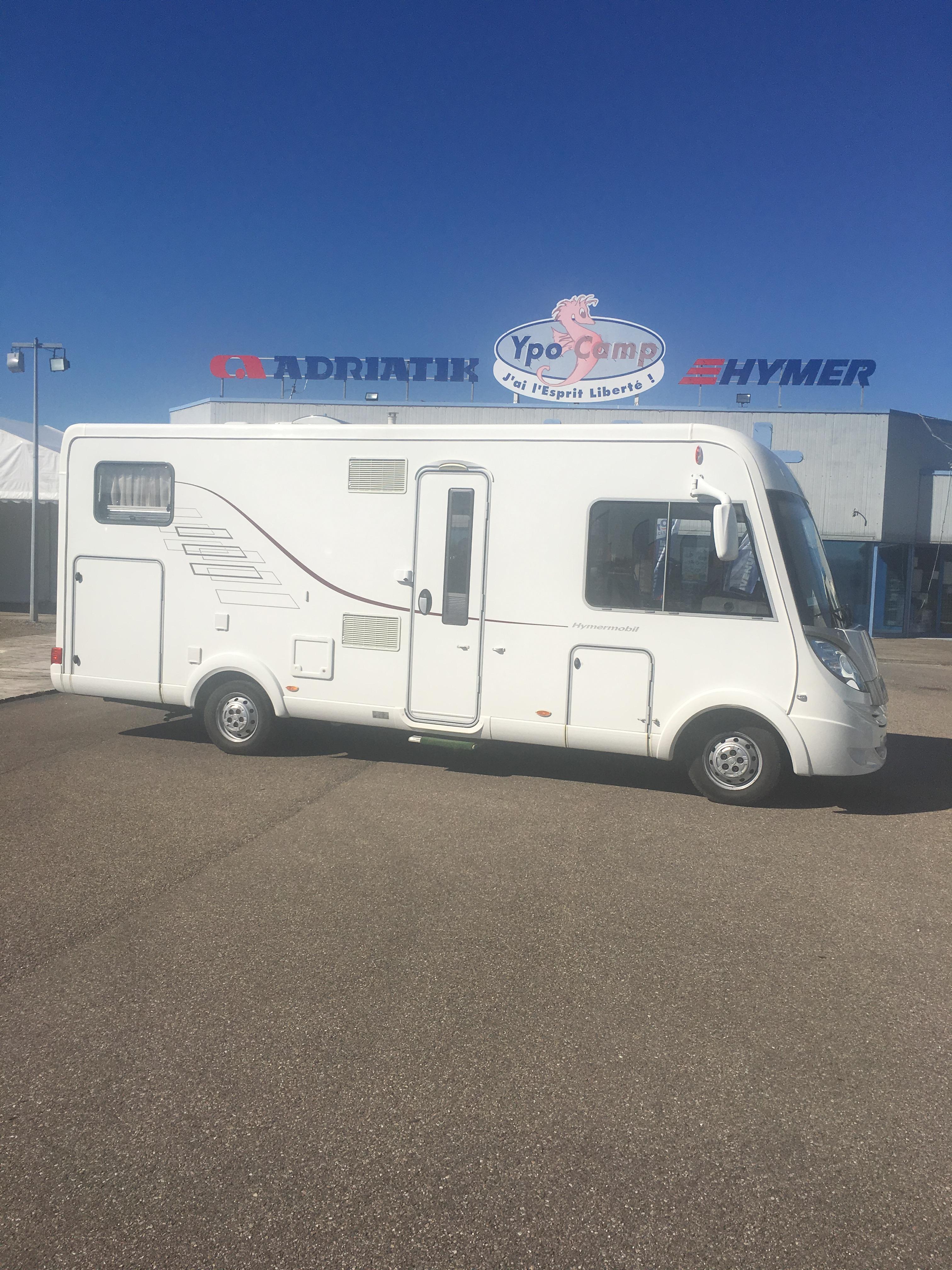 hymer b 594 occasion porteur fiat 2 3jtd130 camping car vendre en rhone 69 ref 86762. Black Bedroom Furniture Sets. Home Design Ideas