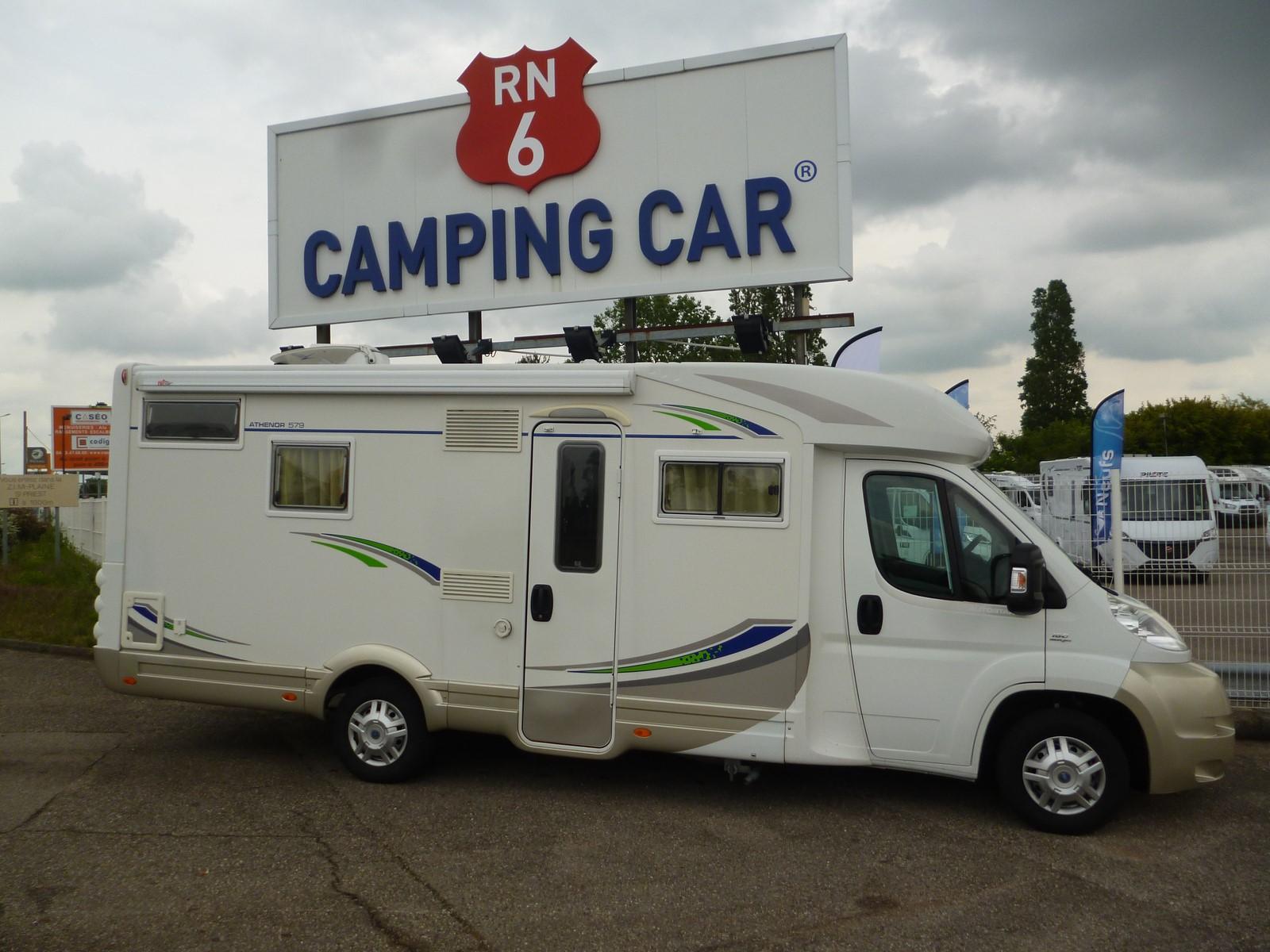 autostar athenor 579 occasion de 2008 fiat camping car en vente saint priest rhone 69. Black Bedroom Furniture Sets. Home Design Ideas