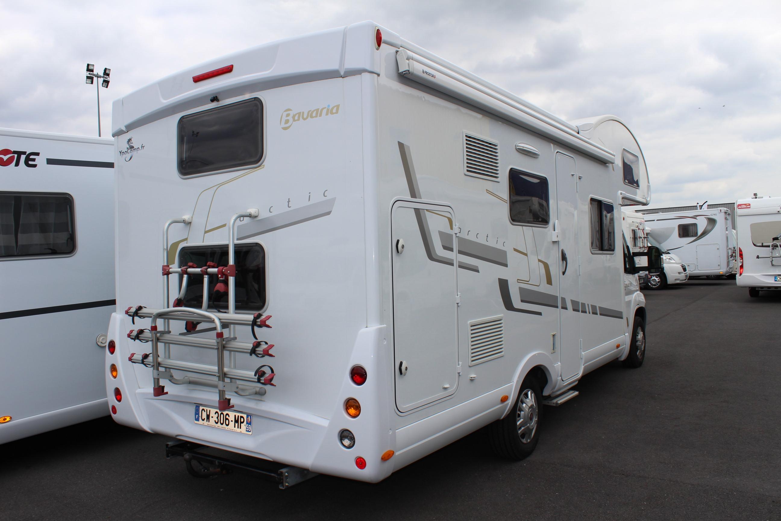 bavaria artic a 71 occasion de 2013 fiat camping car en vente seclin nord 59. Black Bedroom Furniture Sets. Home Design Ideas