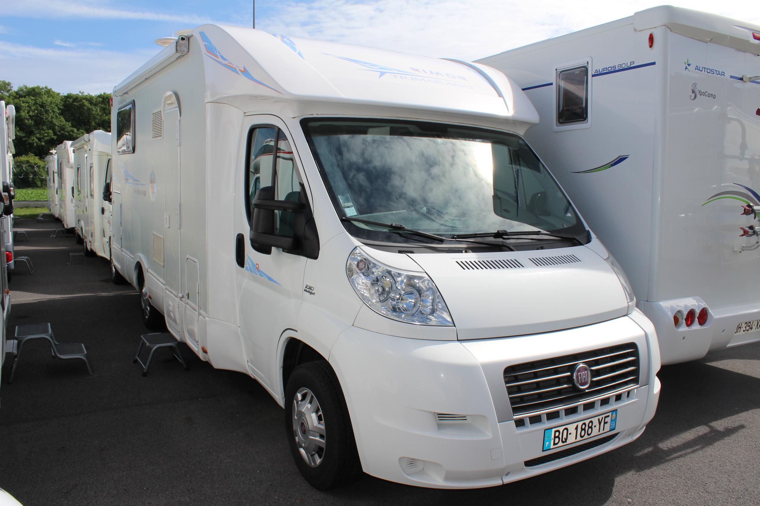 rimor trimarano 69 p occasion de 2011 fiat camping car en vente seclin nord 59. Black Bedroom Furniture Sets. Home Design Ideas