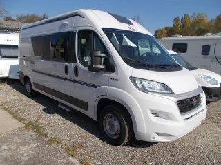 Adria Twin Access 600 Sp