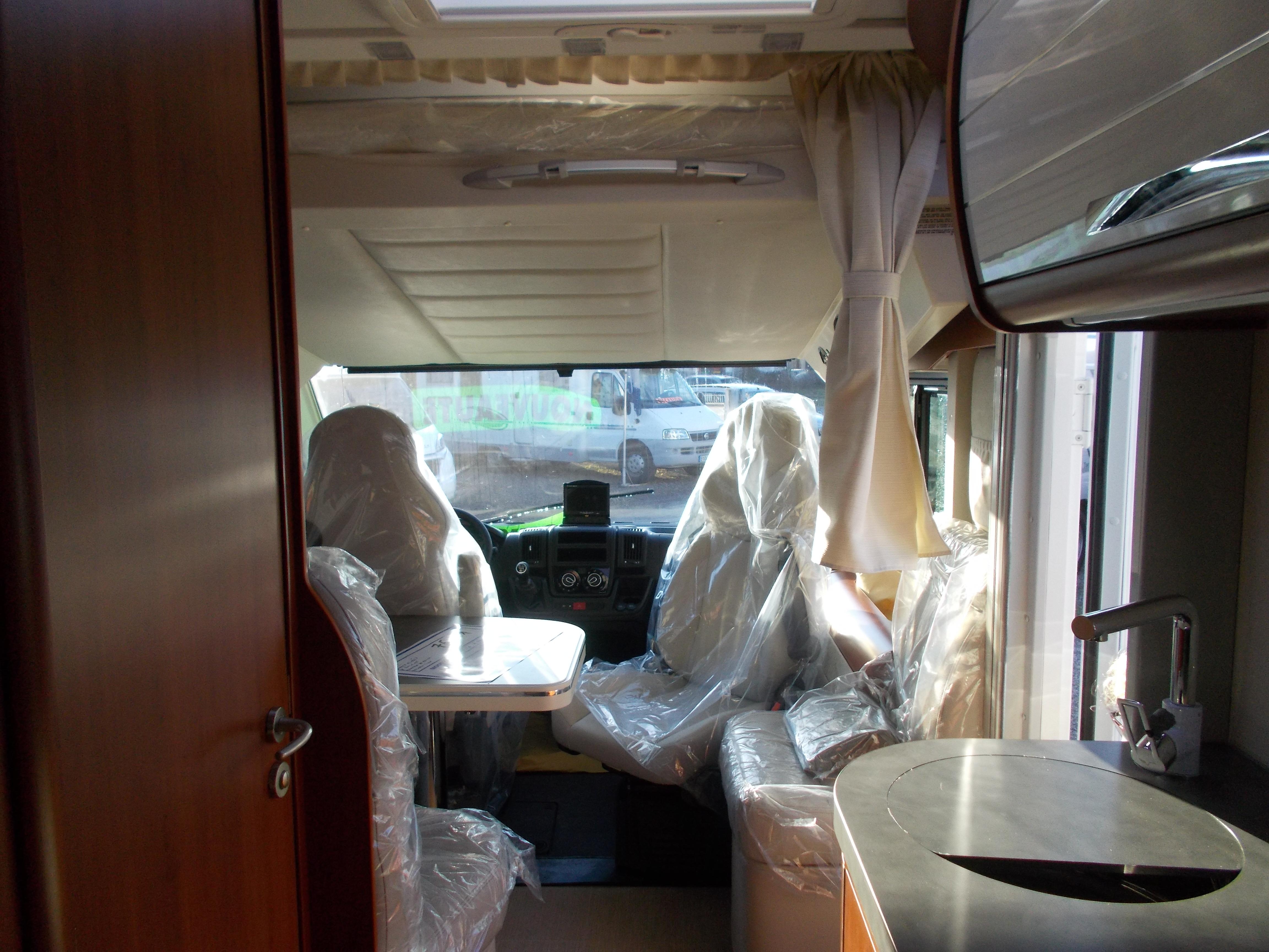 Mobilvetta K Yacht 80
