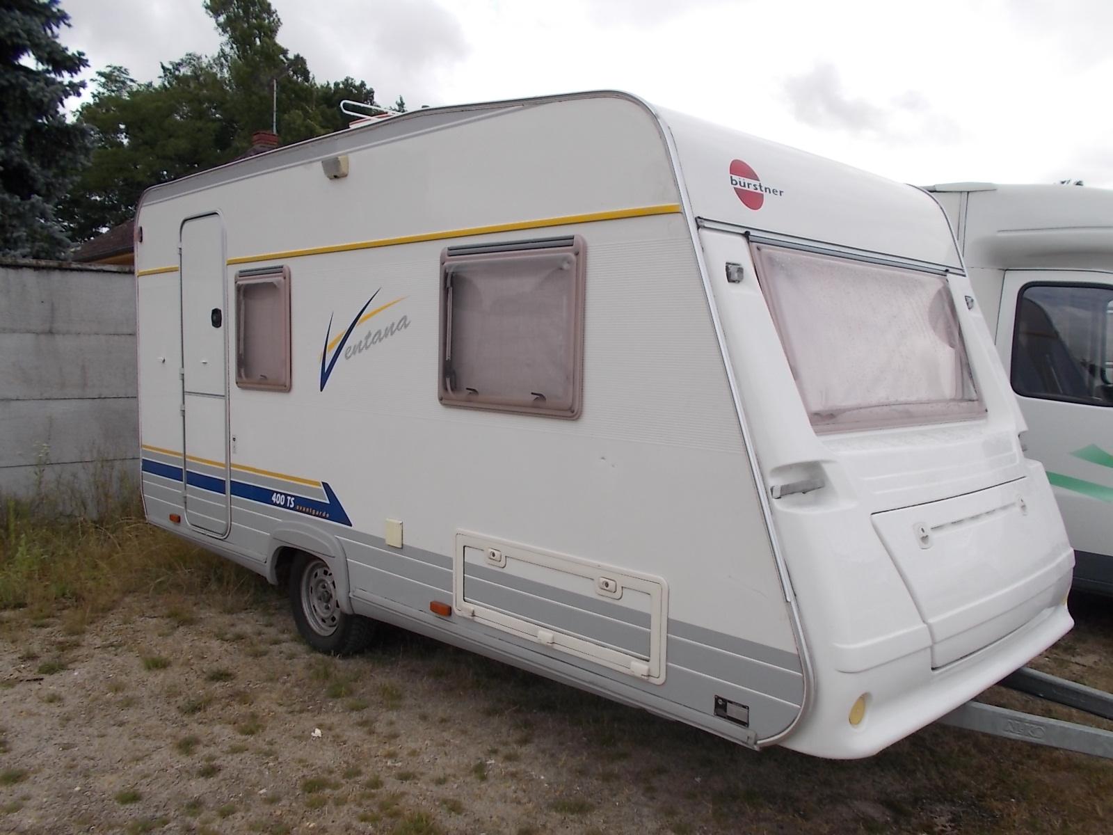 montargis caravanes burstner ventana 400 ts annonces occasion. Black Bedroom Furniture Sets. Home Design Ideas